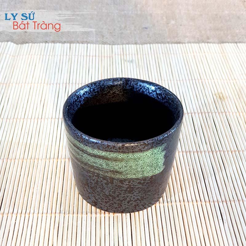 Ly sứ uống trà kiểu Nhật Bản